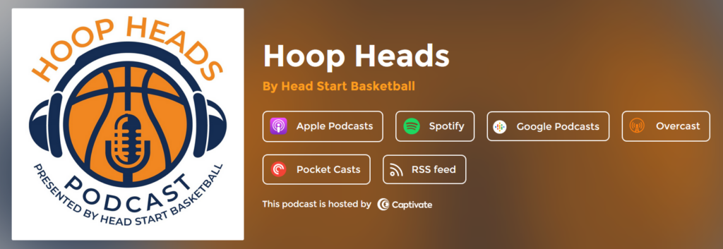 Sunscribe to the Hoop Heads Podcast here!