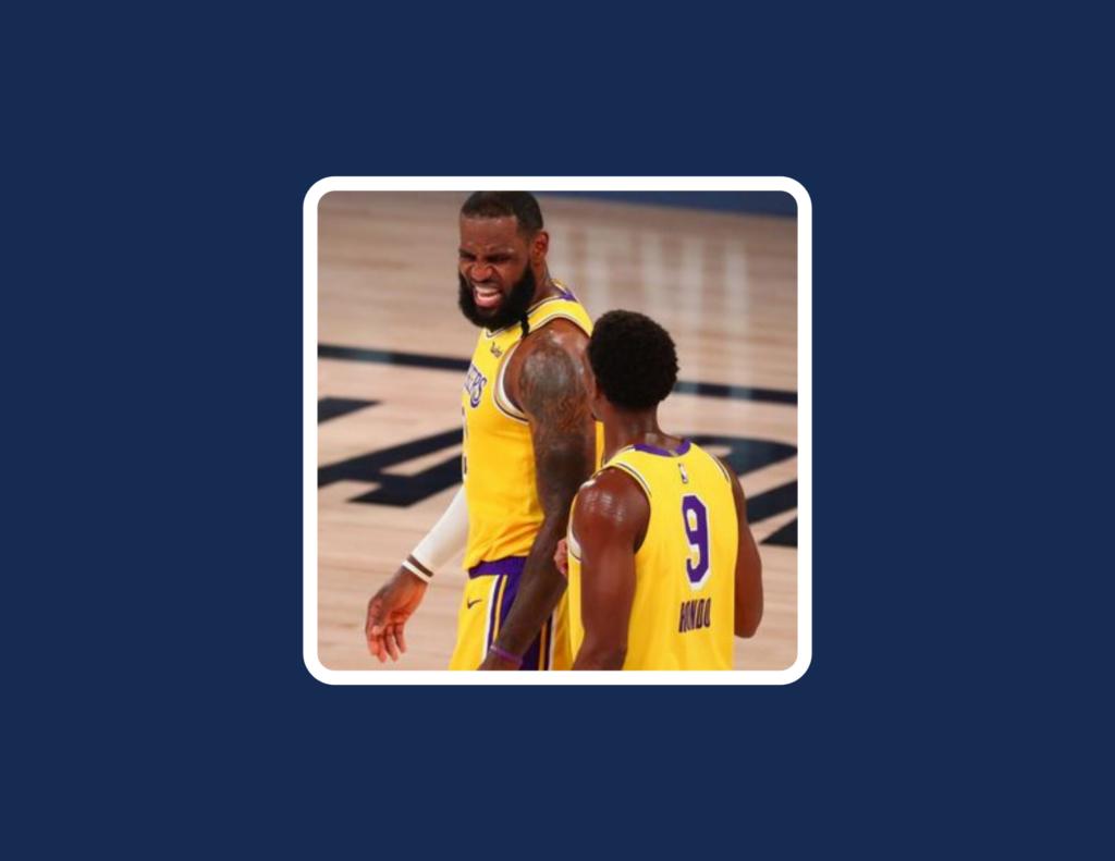2020 NBA Finals Game 4