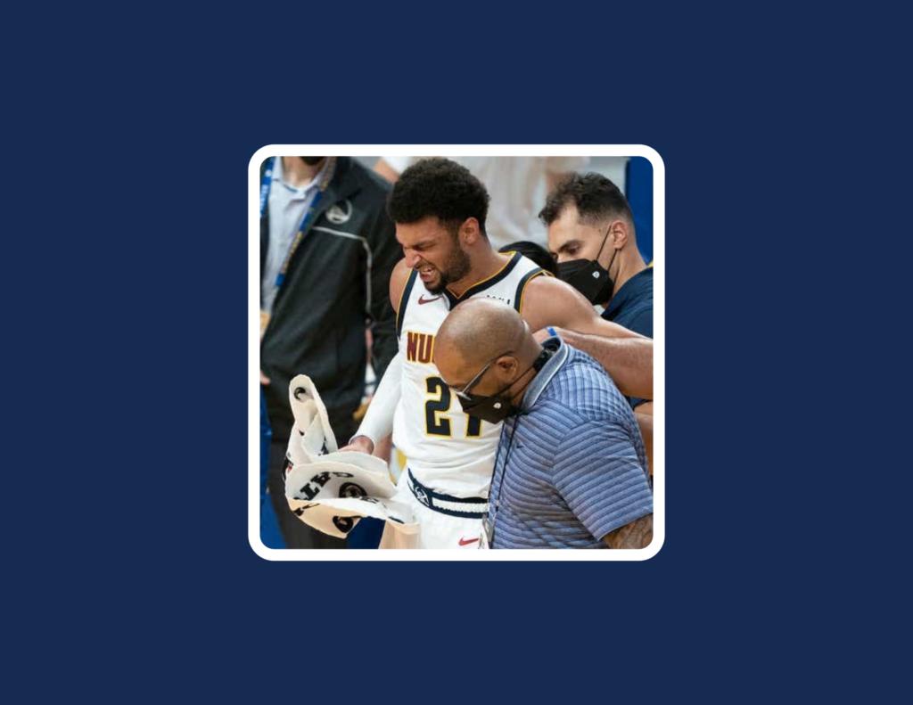 Jamal Murray Injured