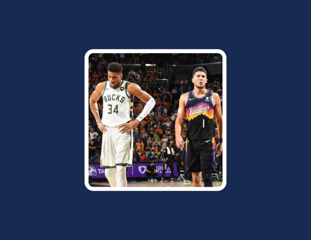 Bucks & Suns