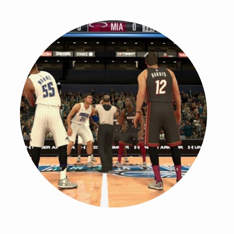 Android Basketball Gaming